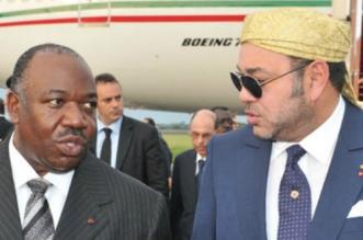Message du Roi Mohammed VI à Ali Bongo, l'ami du Maroc