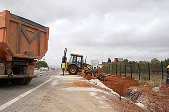 Voici combien va coûter l'aménagement des routes d'Al Hoceima
