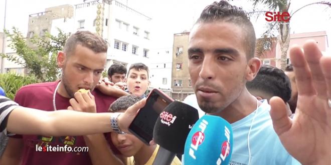 Un jeune de Bernoussi défend les agresseurs du bus (VIDEO)
