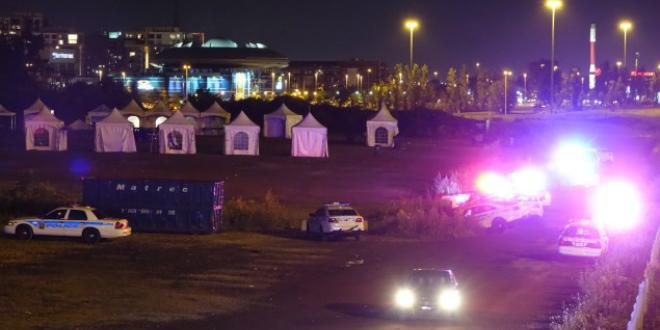 Grosse bagarre entre jeunes lors d'un festival marocain — Québec