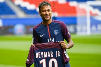 Neymar devient ambassadeur de Handicap International (VIDEO)