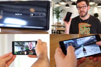 Regardez à quoi ressemble le nouveau Nokia 8 (VIDEO)