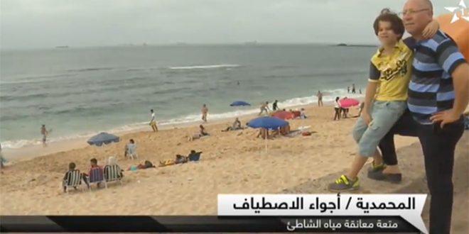 La plage des Sablettes attire toujours autant d'estivants (VIDEO)