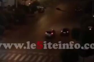 Casablanca: Des riverains excédés par les rodéos nocturnes (VIDEO)
