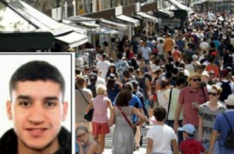 Barcelone: Younes Abouyaaqoub, conducteur de la fourgonnette, abattu