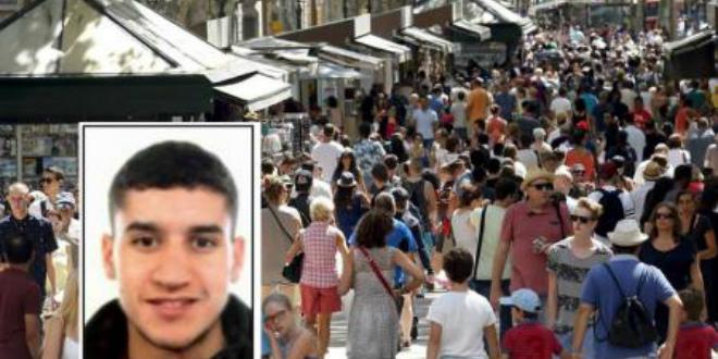 Barcelone: Younes Abouyaaqoub, conducteur de la fourgonnette, abattu