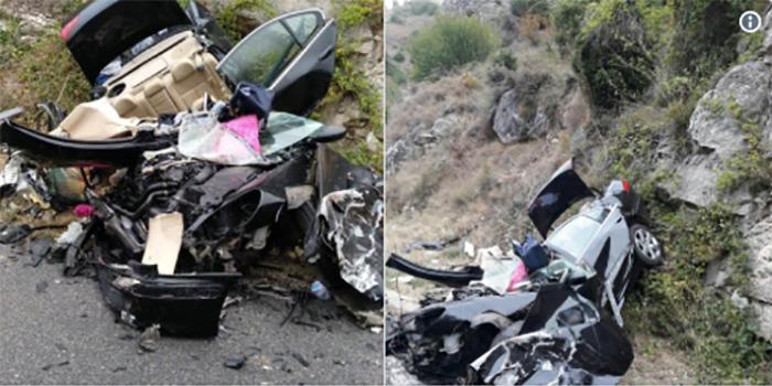 Espagne: cinq membres d'une même famille française tués dans une collision avec un camion