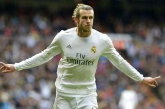 Gareth Bale file à Tottenham