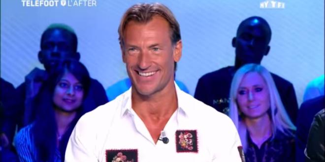 La France championne du monde: le mot d'Hervé Renard