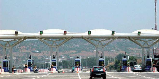 Une nouvelle gare de péage de 18 voies entre en piste — Berrechid