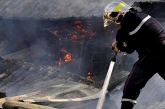 Un incendie éclate dans une usine à Kénitra