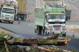 DGSN: des tonnes de chira saisies à bord d'un camion
