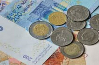 Cours de change: les devises étrangères vs le Dirham