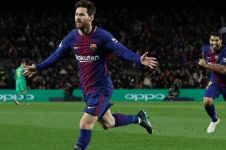Messi, meilleur joueur pour le démarrage de la Ligue des Champions