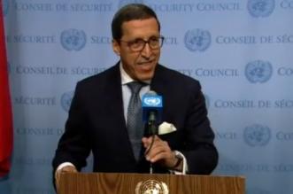 New York: Omar Hilale défend le Sahara marocain