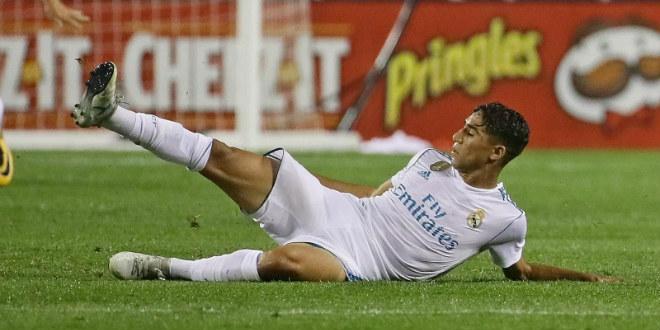 Liga : Le Marocain Achraf Hakimi au Real Madrid jusqu'en 2023
