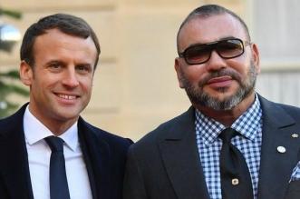 Victoire des Bleus: Mohammed VI félicite Emmanuel Macron