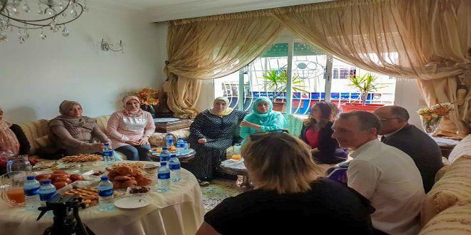 Boycott: le PDG de Danone à la rencontre des ménages marocains (PHOTOS)