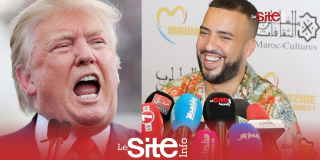 Mawazine: French Montana tacle Trump (VIDEO)