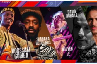 La fusion, label du festival Gnaoua