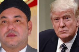 Le roi Mohammed VI a envoyé un message à Donald Trump