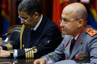 Rabat: le général Louarak reçoit un haut gradé pakistanais