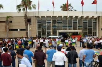 """Agadir: les activistes amazigh refusent """"la palestinisation"""" de la ville"""