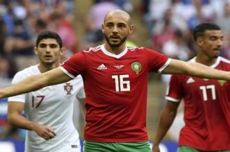 La réaction de Nordin Amrabat après son transfert à Al-Nasr
