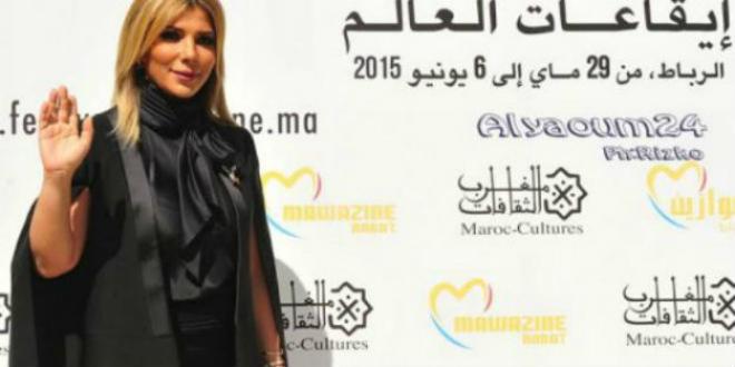 Pourquoi Assala n'a pas participé à Mawazine? Son mari répond