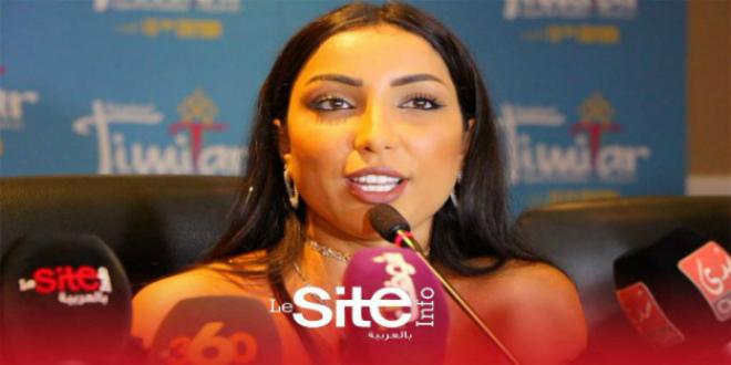 Son mari, ses comptes Facebook…Dounia Batma met les choses au clair (VIDEO)