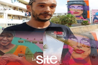 Casamouja: El Hank aux couleurs du street art (VIDEO)