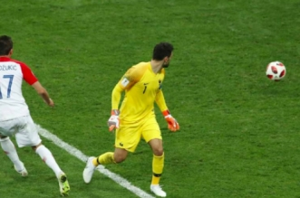 Finale CM 2018. France-Croatie: l'énorme bourde de Lloris (VIDEO)