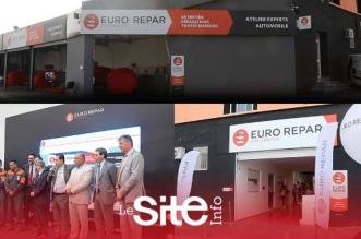 Euro Repar Car Service s'implante au Maroc(VIDEO)