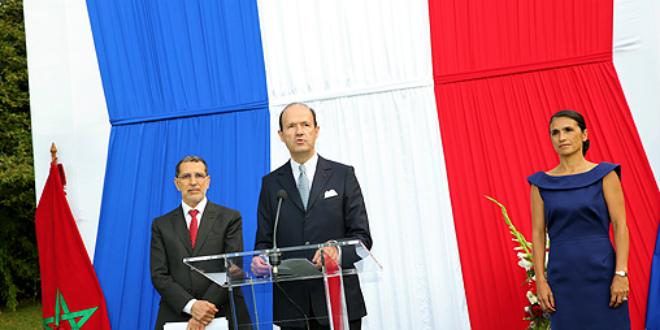 Les mots de l'ambassadeur de France au Maroc pour le 14 juillet