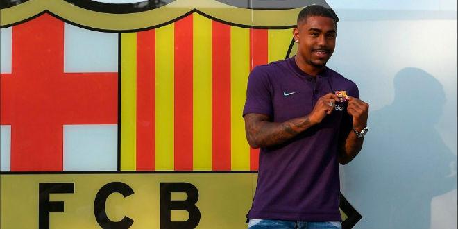Barça: Valverde évoque la concurrence entre Dembélé et Malcom