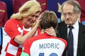 Comment la présidente de la Croatie a conquis les internautes (photos)