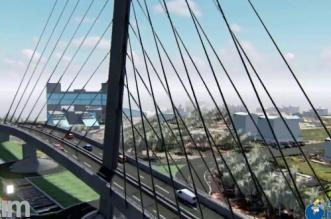 Pont à haubans de Sidi Maarouf: voici l'état d'avancement des travaux