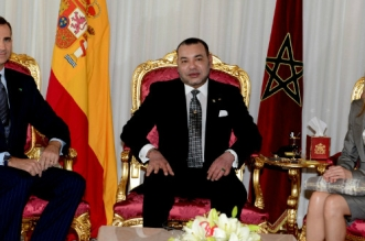 Le roi Felipe VI parle des relations Maroc-Espagne
