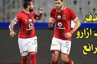 Walid Azaro marque son premier but de la saison (VIDEO)