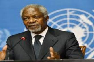 L'ancien secrétaire général de l'ONU, Kofi Annan, est décédé