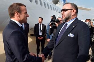 Décès de VGE: le roi Mohammed VI présente ses condoléances à Emmanuel Macron