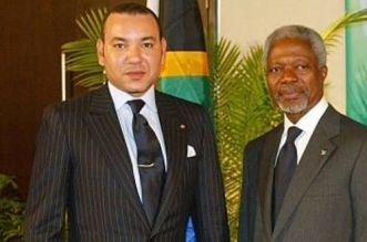 Les condoléances de Mohammed VI à la famille de Kofi Annan