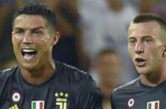Ce que risque Ronaldo après son carton rouge