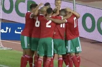 Maroc-Malawi: le superbe but de Hakim Ziyech