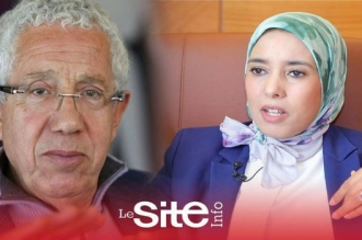 Mae El Aïnine vole au secours de Ayouch (VIDEO)
