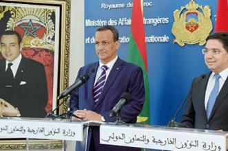 Ce qui a été convenu entre le Maroc et la Mauritanie