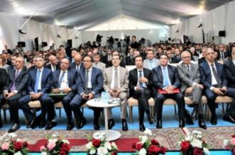 De hauts représentants du gouvernement sont à Al Hoceima