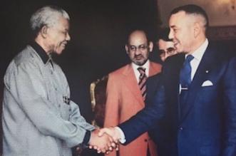 """Mohammed VI: """"Nelson Mandela savait qu'il pouvait compter sur l'appui du Maroc"""""""