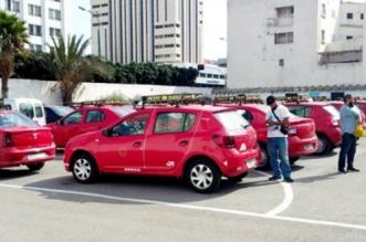 À Casablanca, les taxis rouges ont pris une initiative inédite