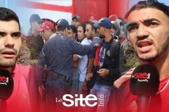 WAC-ES Sétif: pagaille pour la vente des tickets à Casablanca (VIDEO)